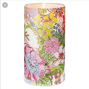 New Lilly Pulitzer Vase/lantern